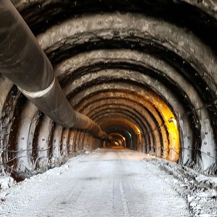 Divriği Arapgir Keban Yolu Tünelleri Projesi