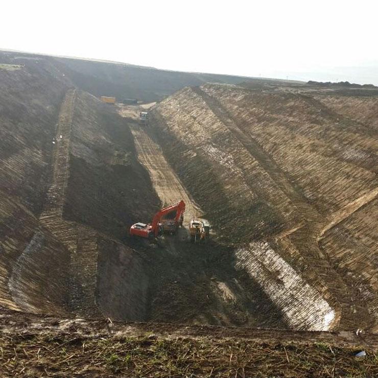 Ankara Sivas Demiryolu Kırıkkale Yerköy Arası Tünel Projesi Kesim II