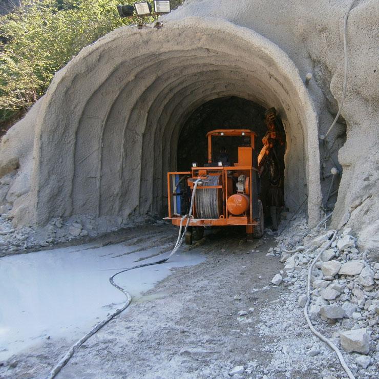 Kirazlık Regülatörü ve Kozbükü HES Projesi Derivasyon ve Enerji Tüneli