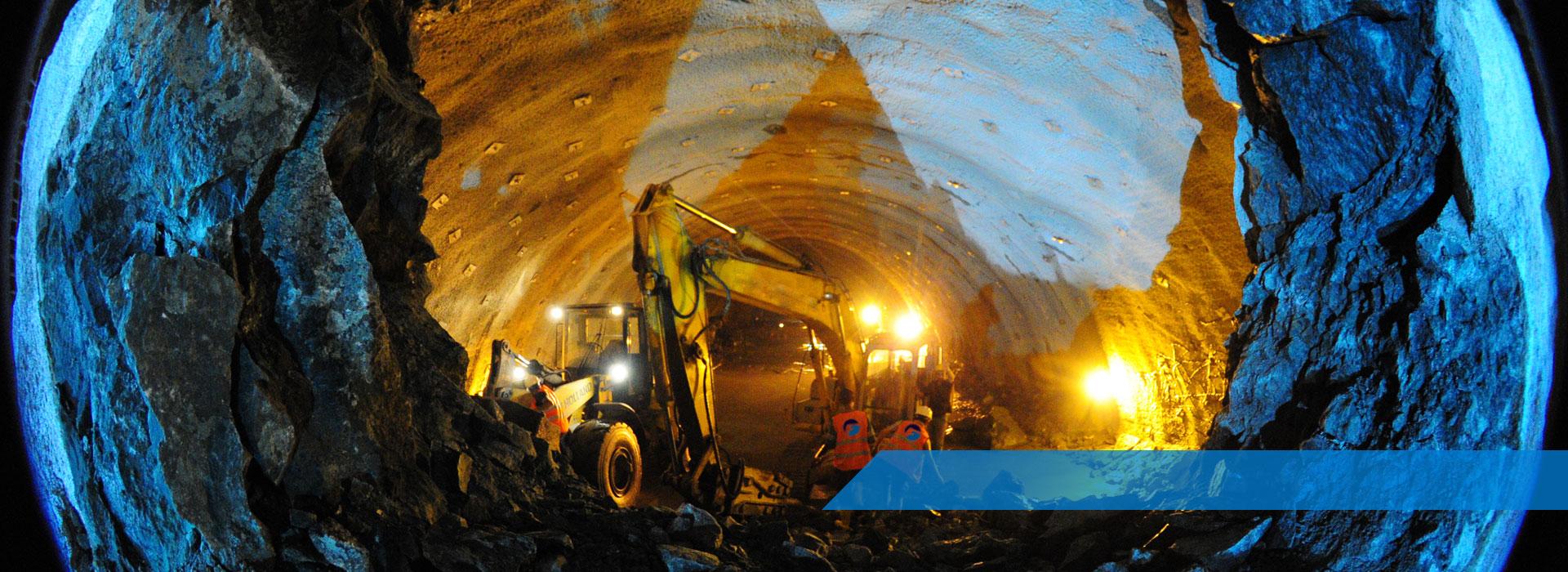 Ankara Sivas Hızlı Tren Projesi Yozgat Tüneli